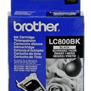 Brother LC-800BK – Ink Cartridge Black