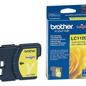 Brother LC1100Y Yellow