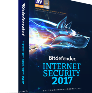 Bit Defender Internet Security 2017
